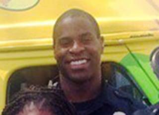 Image: Officer Brentley Vinson