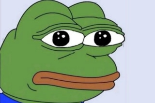 Image: Pepe the Frog began life as an inoffensive cartoon character