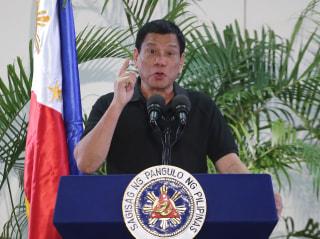 Image: Philippines President Rodrigo Duterte