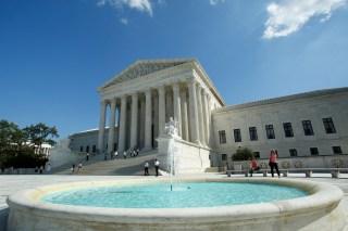 Image: U.S. Supreme Court is seen in Washington