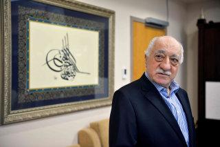 Image: Fethullah Gulen on July 29, 2016