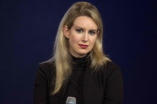 Image: Elizabeth Holmes, CEO of Theranos, attends a panel discussion during the Clinton Global Initiative's annual meeting in New York