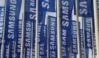 Image: Samsung flags