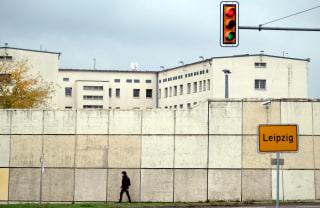 Image: Detention center in Leipzig, Germany