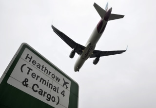 Image: Third runway at LondonHeathrow airport given go ahead
