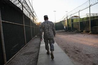 Image: Path To Closure Of US Detention Center At Guantanamo Bay Still Uncertain