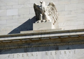 The Federal Reserve Building in Washington
