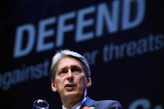 Image: Chancellor launches cybersecurity strategy