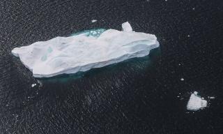 Image: NASA's Operation IceBridge Maps Changes To Antartica's Ice Mass