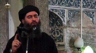 Image: Abu Bakr al-Baghdadi