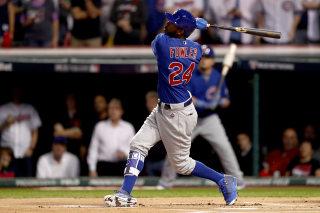 Image: World Series - Chicago Cubs v Cleveland Indians - Game Seven