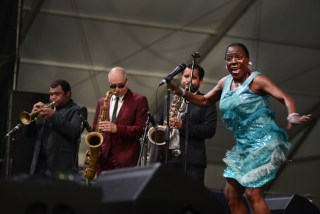 2016 New Orleans Jazz & Heritage Festival - Day 1