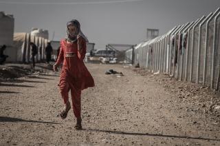 Image: Khazer Camp near Mosul, Iraq