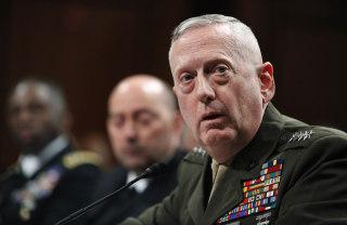 Image: Gen. James N. Mattis