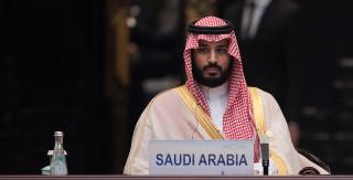 Image: Saudi Arabia Deputy Crown Prince Mohammed bin Salman.