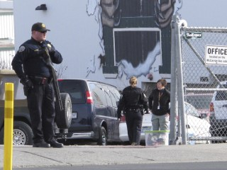 Image: Reno high school shooting scene
