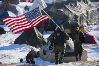 TOPSHOT-US-ENVIRONMENT-OIL-PIPELINE-PROTEST