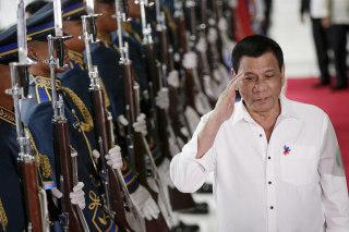 Image: Philippine President Rodrigo Duterte to visit Cambodia