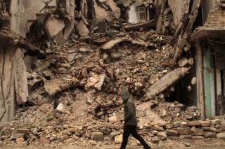 Image: Battle for Aleppo