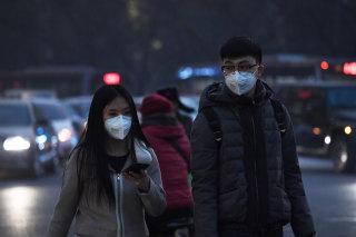 Image: CHINA-ENVIRONMENT-SMOG