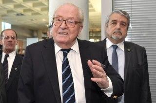 Image: Jean-Marie Le Pen