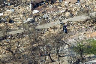 Hurricane Katrina Aftermath - Aerials