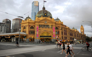 Image: FILES-AUSTRALIA-ATTACKS-CRIME