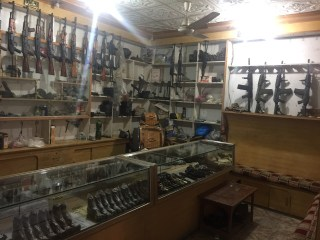 Image: Gun shop in Darra Adam Khel