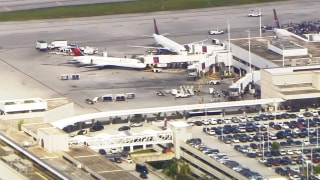 Image: Aerial view of Ft. Lauderdale Airport