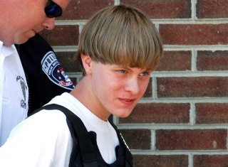 Image: Dylann Roof