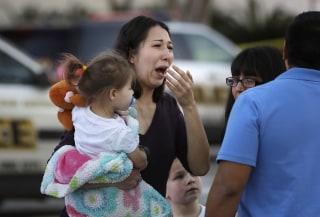 IMAGE: San Antonio mall shooting
