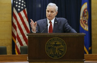 Image: Minnesota Gov. Mark Dayton