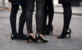 Image: Women in work report