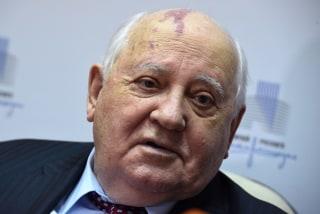 Image: Mikhail Gorbachev