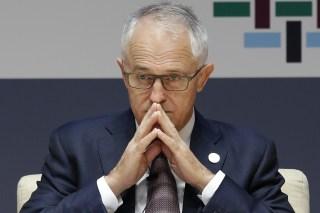 Image: Malcolm Turnbull