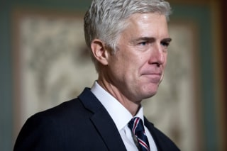 Image: Supreme Court nominee Judge Neil Gorsuch