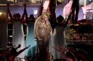 Image: Beyoncé performs
