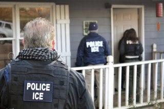Image: Immigration raid in Atlanta