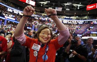 politics news team clinton finds vindication trump troubles