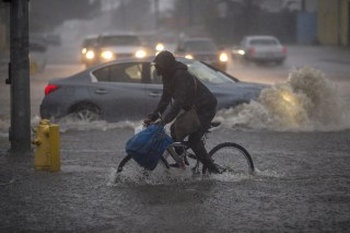 Image: Strongest Storm In Six Years Slams Southern California