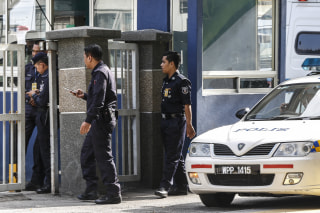 Image: North Korean leader's half brother murdered in Malaysia
