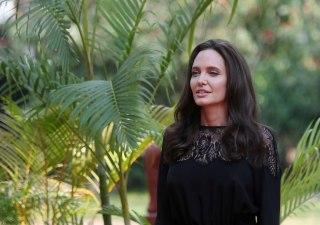 Image: Actress Angelina Jolie