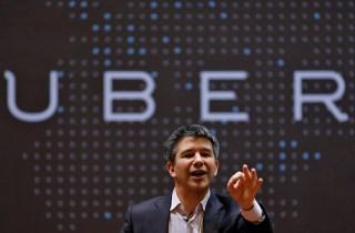 Image: Uber CEO Travis Kalanick