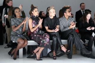 Image: Fashion Hong Kong Fall/Winter 2017 - Front Row - New York Fashion Week: The Shows