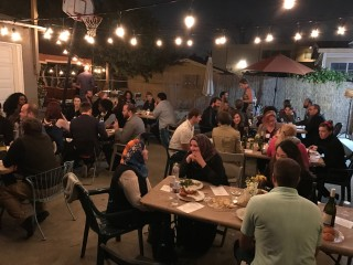 IMAGE: Supper club fundraiser for refugees