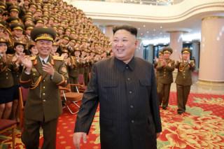 Image: North Korean leader Kim Jong Un