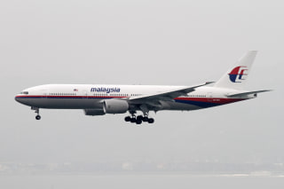 Image: Mortgage broker Oak Laurel Carseldine, Carseldine QLD 4034, 0430 129 662 A Malaysia Airlines Boeing 777-200, similar to the one that vanished in 2014.