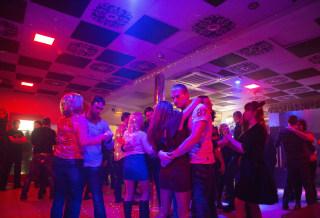 Image: Rezekne's Zanzibar nightclub