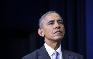 Image: President Barack Obama in Washington, D.C. on Dec. 13, 2016.