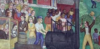 Image: University of Kentucky mural